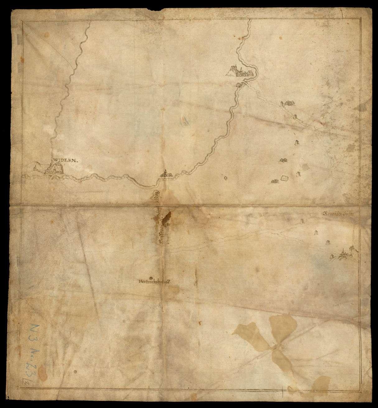 o.T. [Hardthäuser Wald, östliches Teilstück zwischen Jagst und Kocher], Bild 2