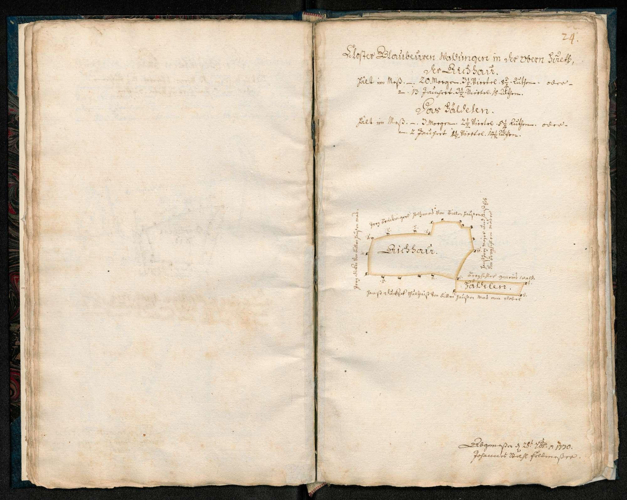 """[obere Hut] """"Lauterhalden und Zupfelhau ..."""", Bild 1"""