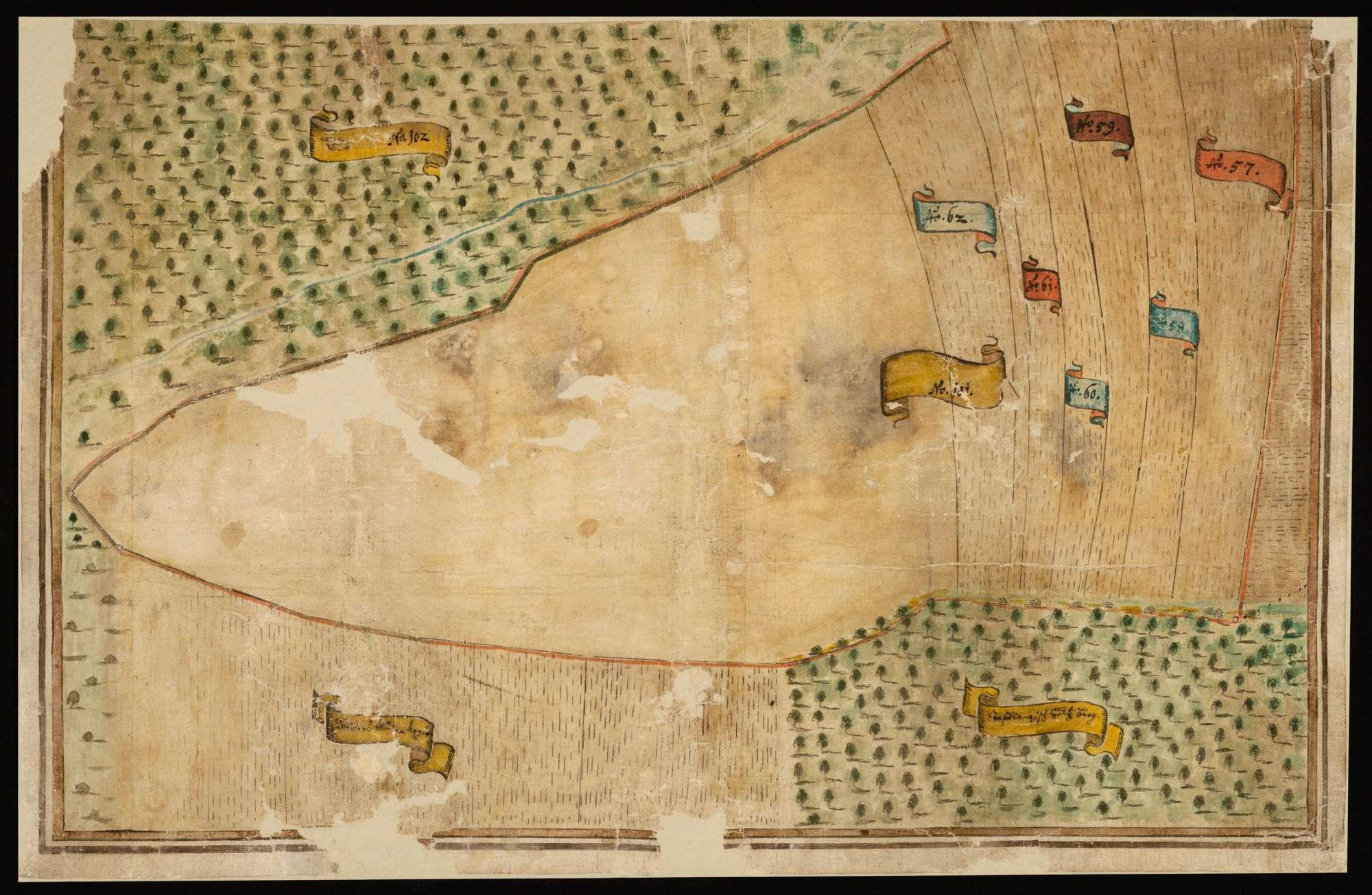 Stafflangen [Flurstücke in Hofen, Gem. Stafflangen] [Fragment], Bild 2