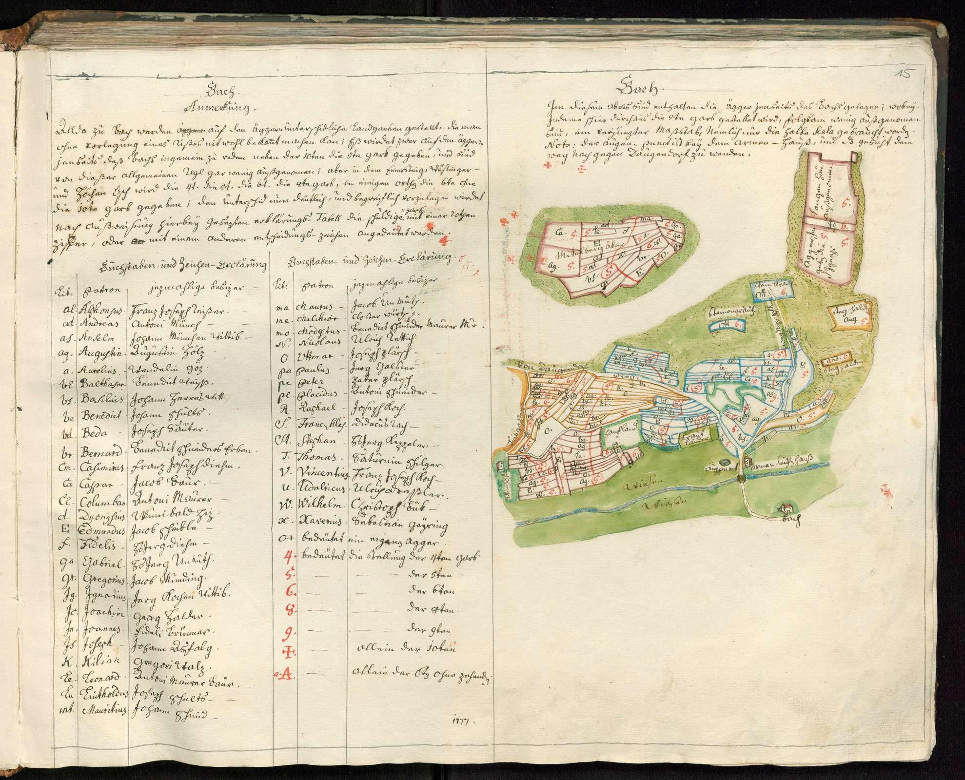 Zwiefalten, Orte des Klosterterritoriums, Baach (1), Bild 1