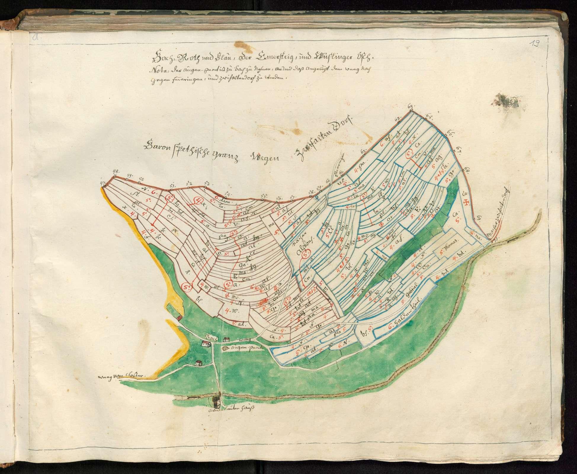 Zwiefalten, Orte des Klosterterritoriums, Baach (1), Bild 3