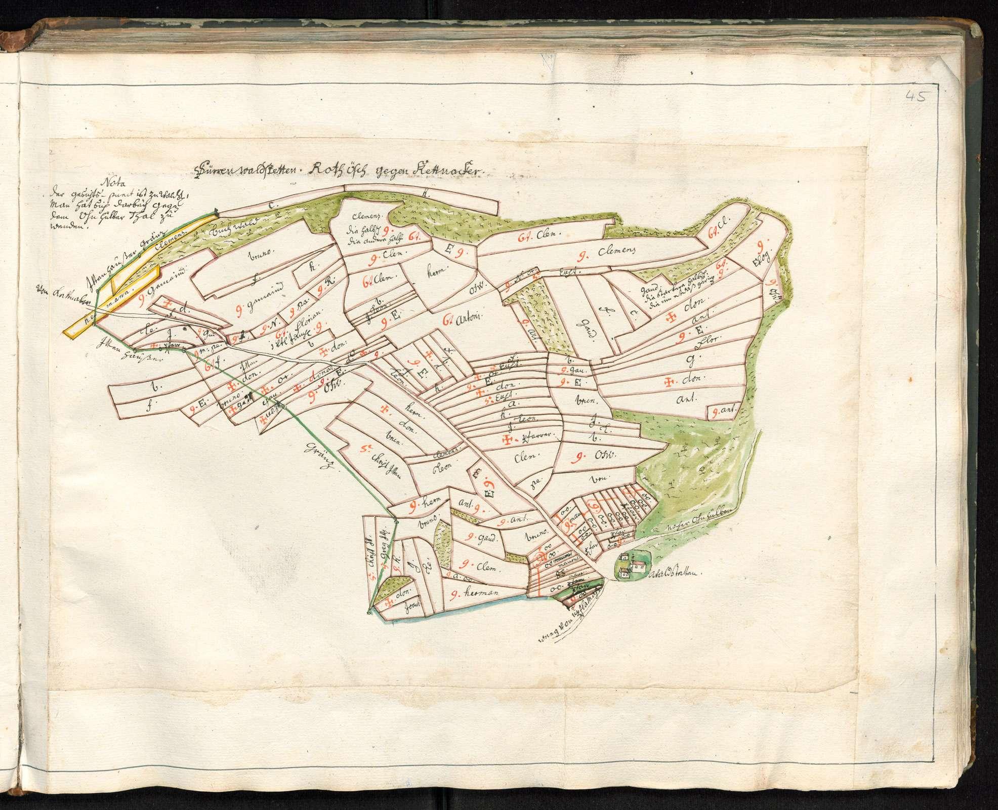 Zwiefalten, Orte des Klosterterritoriums, Dürrenwaldstetten (1), Bild 2