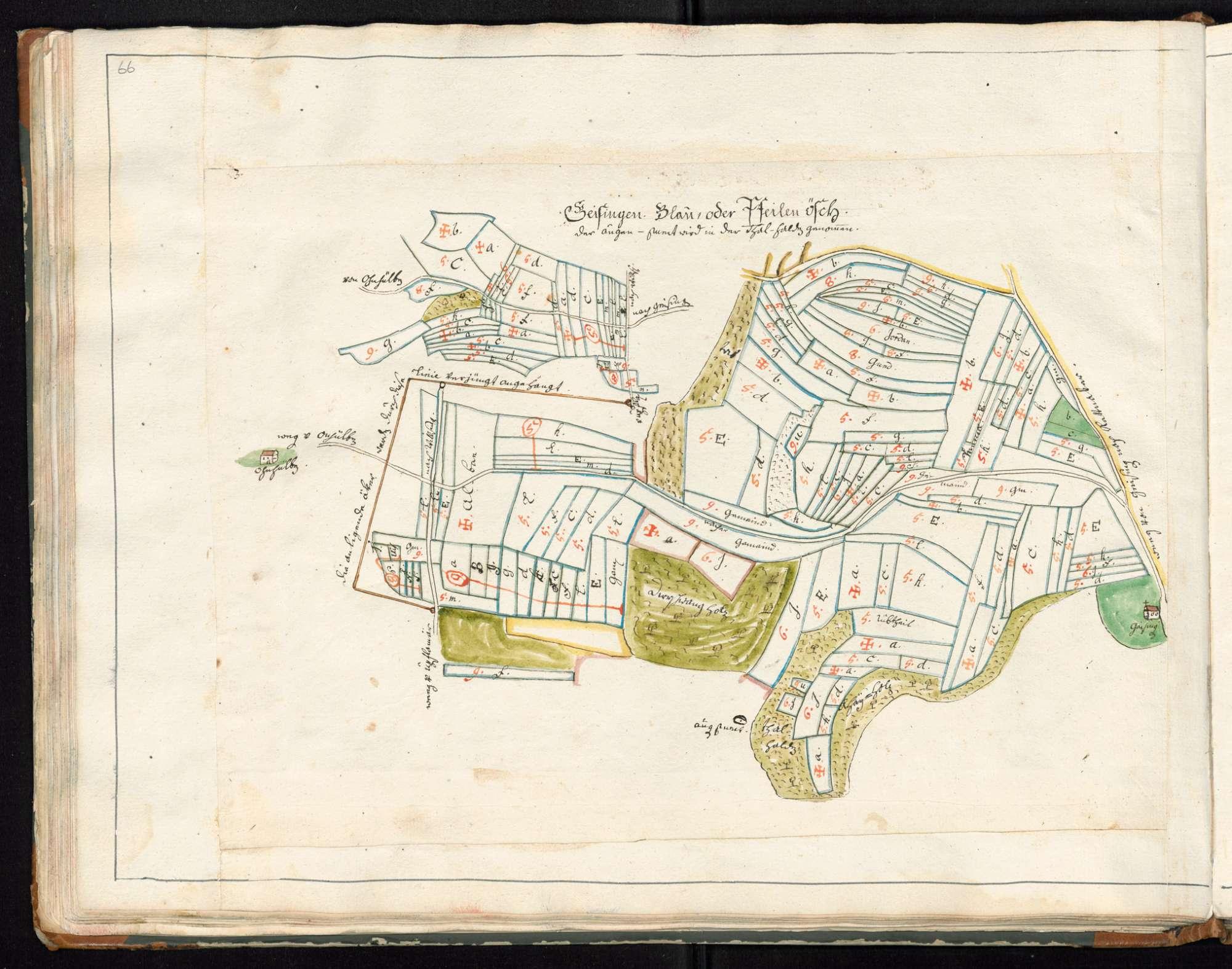 Zwiefalten, Orte des Klosterterritoriums, Geisingen (1), Bild 3