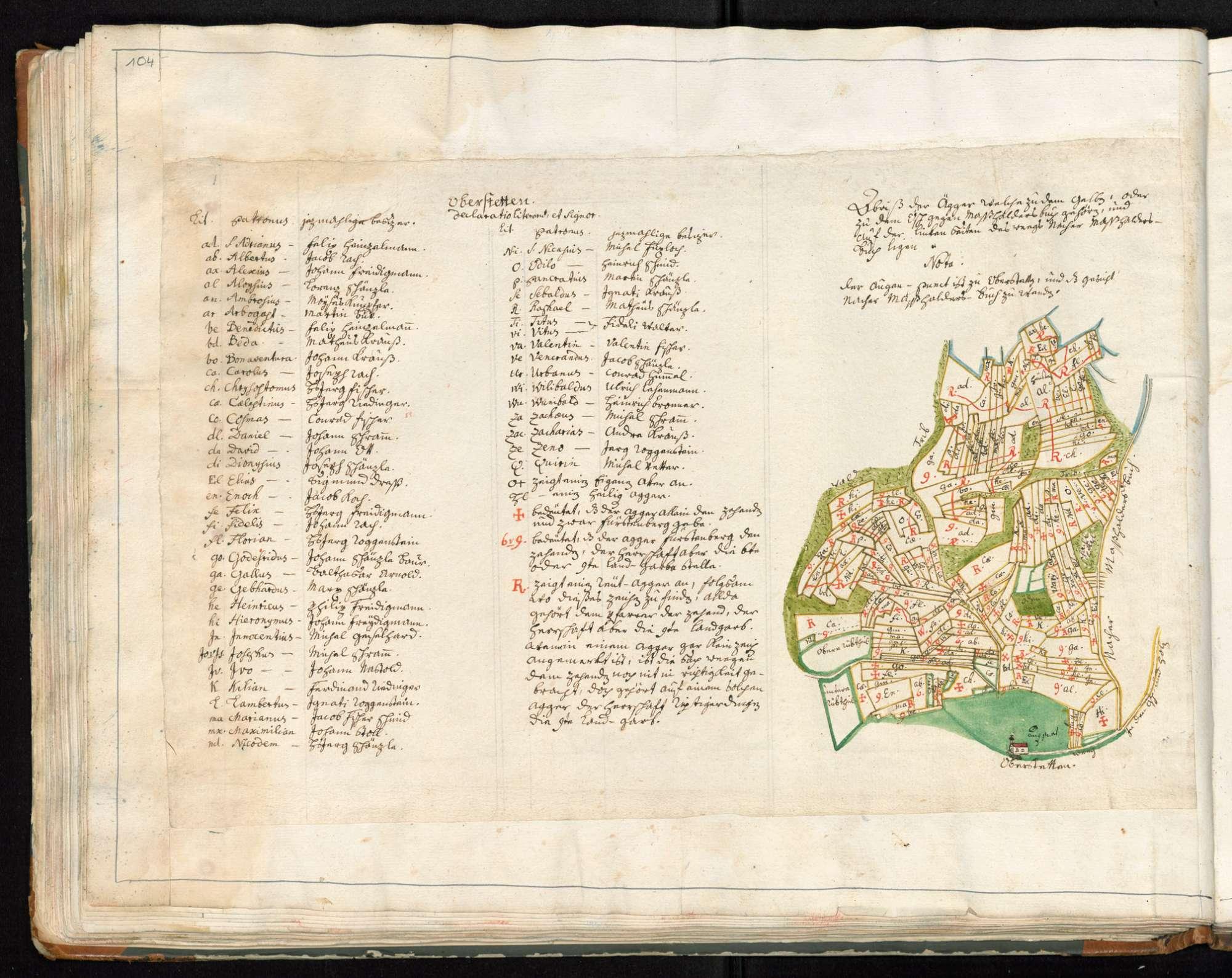 Zwiefalten, Orte des Klosterterritoriums, Oberstetten, Bild 1