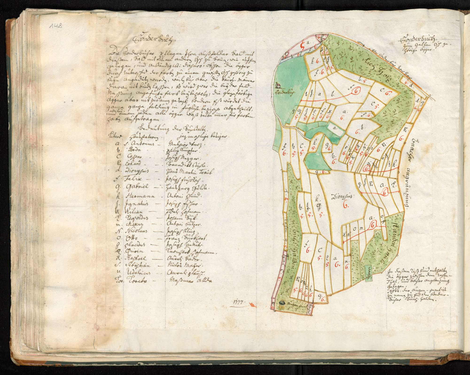 Zwiefalten, Orte des Klosterterritoriums, Sonderbuch, Bild 1