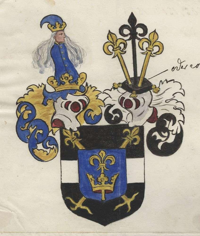 Freiherr von König (-Warthausen), Bild 1