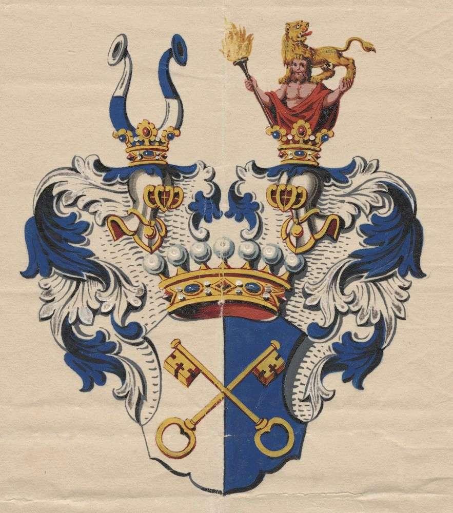 Freiherr von Uechtritz, Bild 1