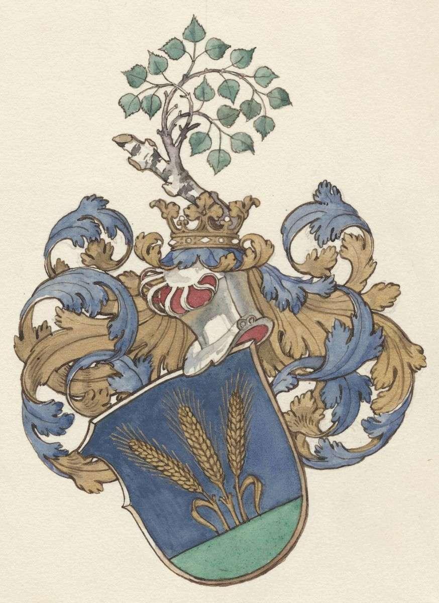 Freiherr von Weizsäcker, Bild 1