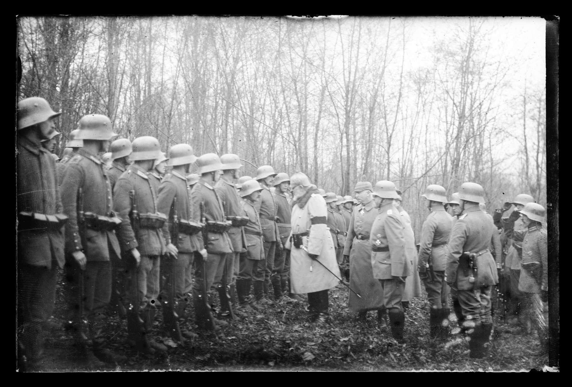 Appell vor König Wilhelm II. von Württemberg, Bild 1