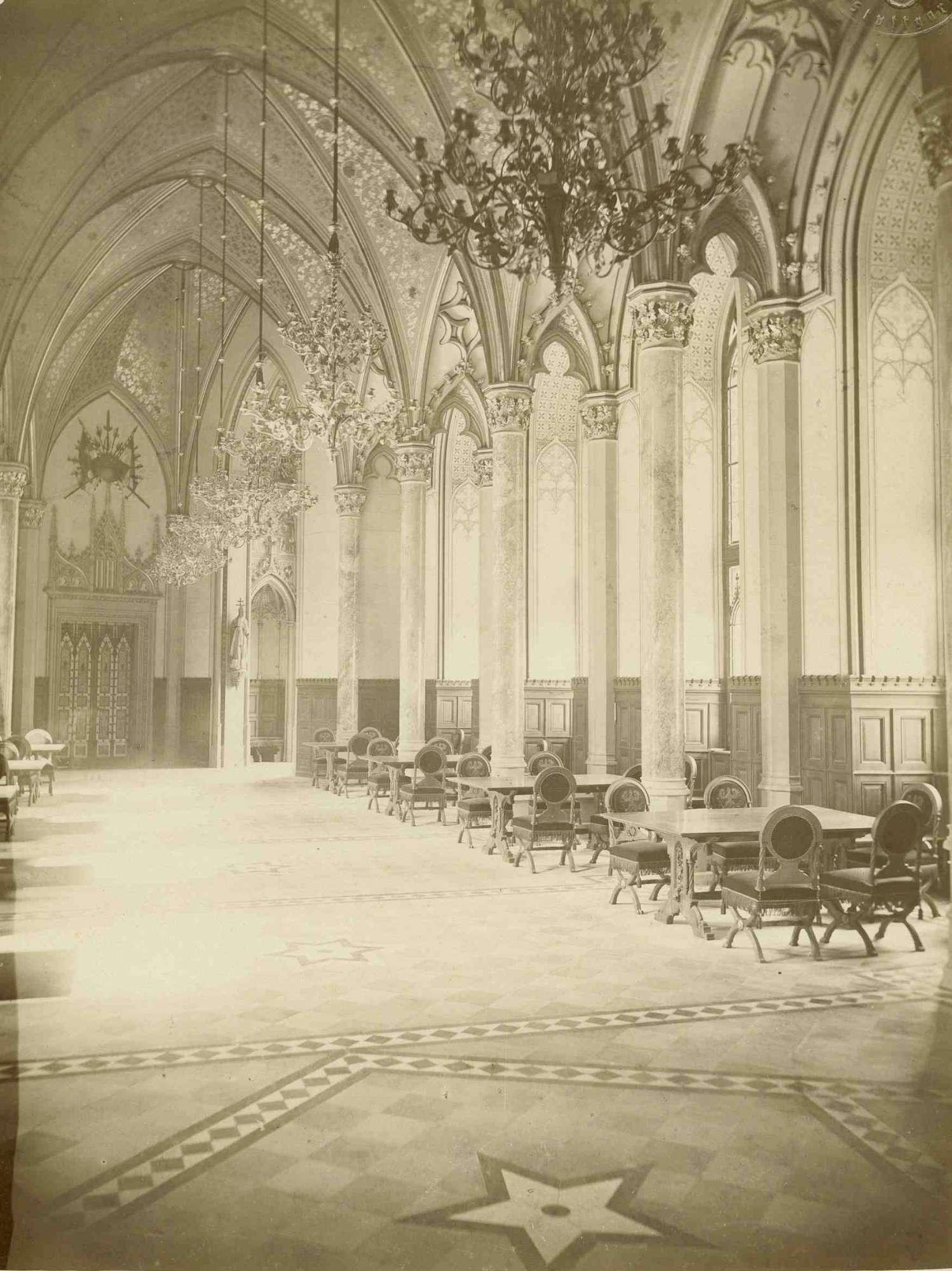 Rittersaal der Burg Hohenzollern, Bild 1