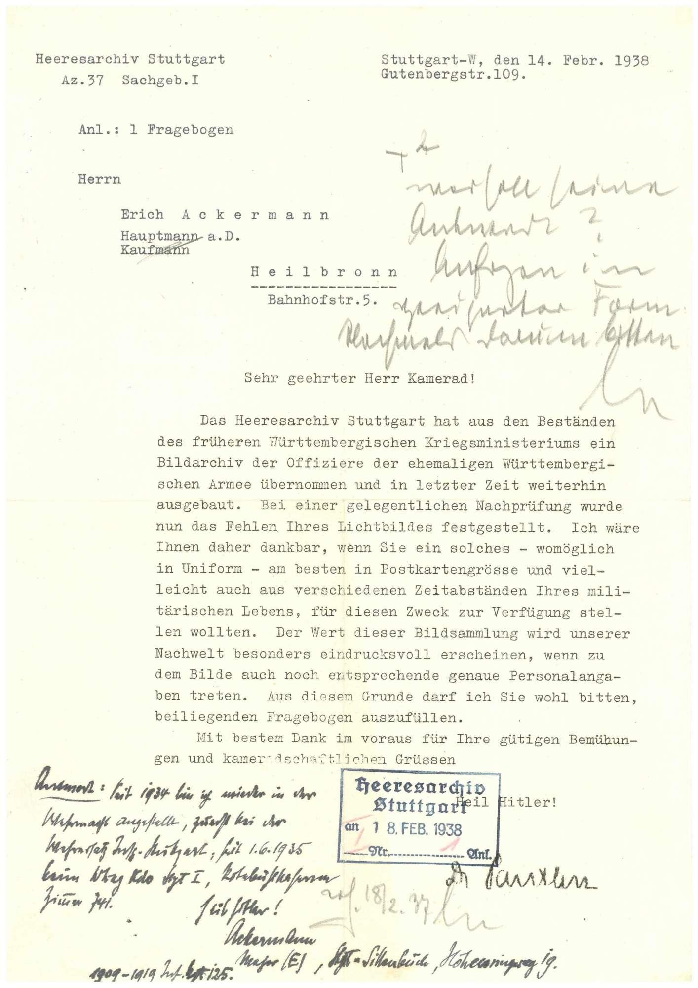 Ackermann, Erich, Bild 2