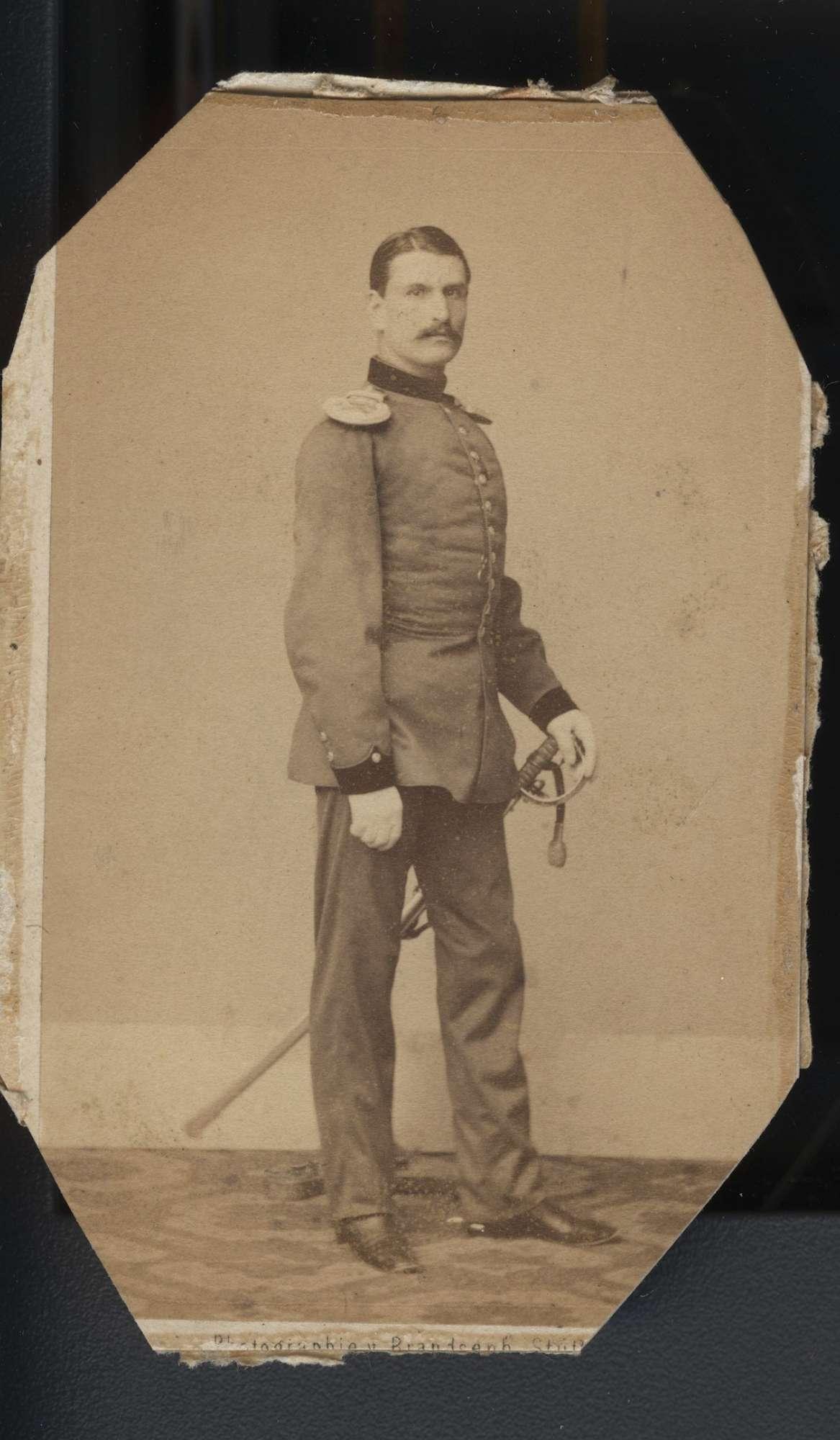 Arand von Akerfeld, Wilhelm Heinrich, Bild 1