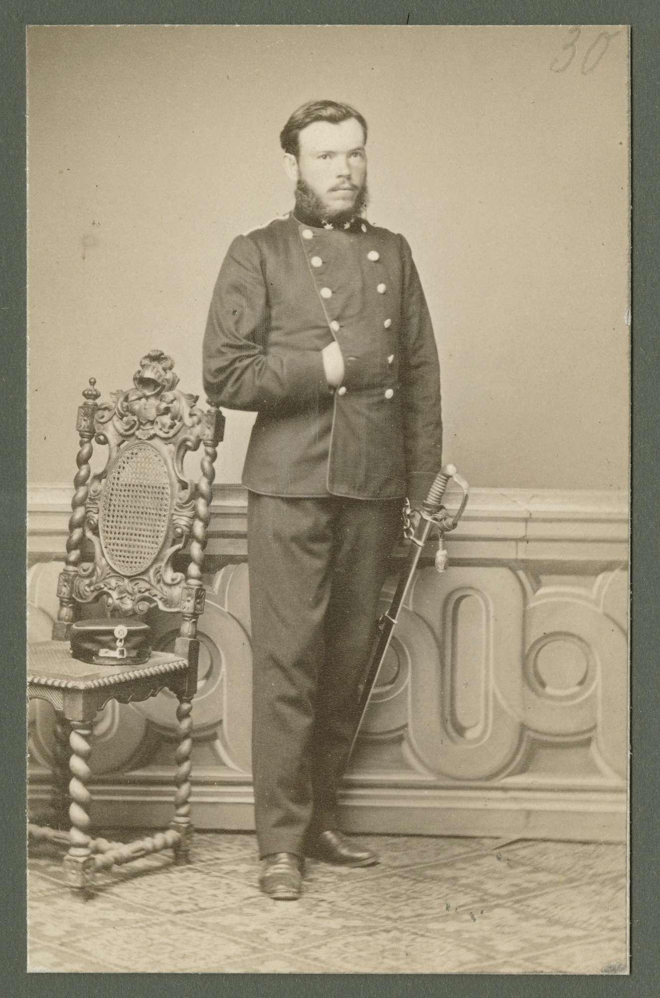 Breyer, Theodor von, Bild 1
