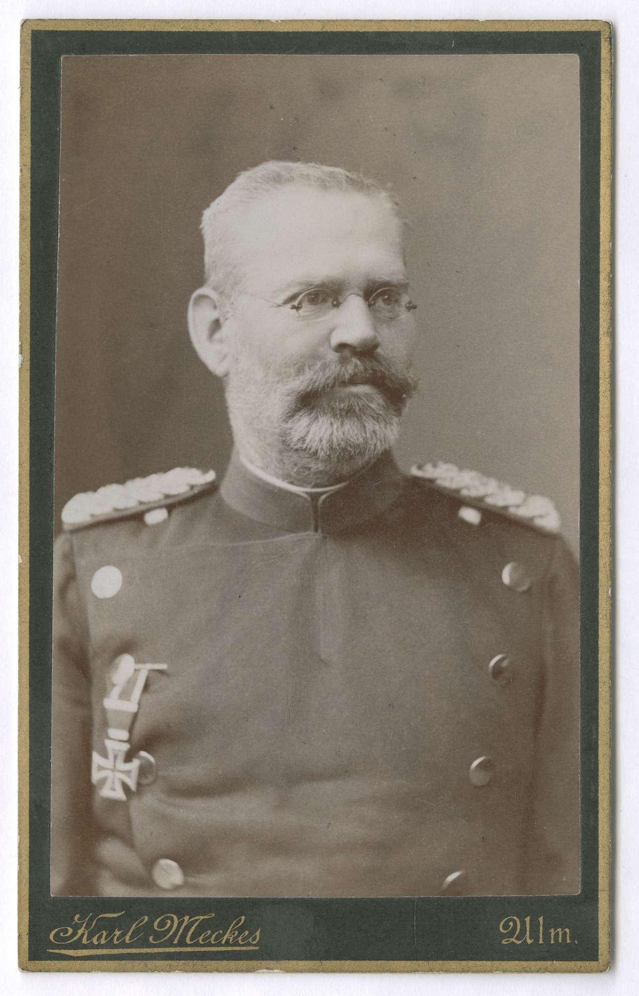 Bullinger, Theodor, Bild 1