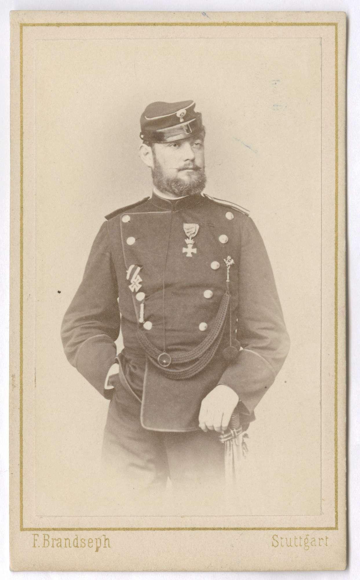 Camerer, Hugo von, Bild 1
