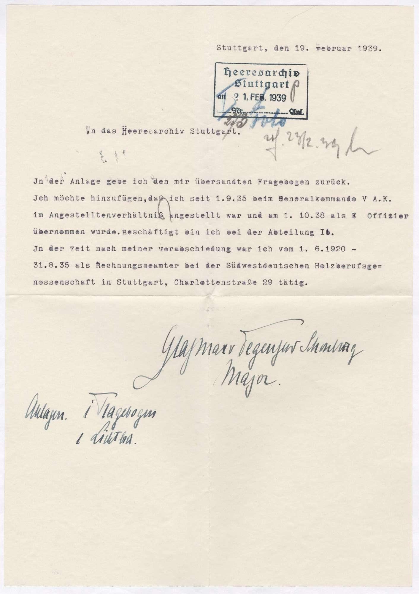 Degenfeld-Schonburg, Max von, Graf, Bild 3
