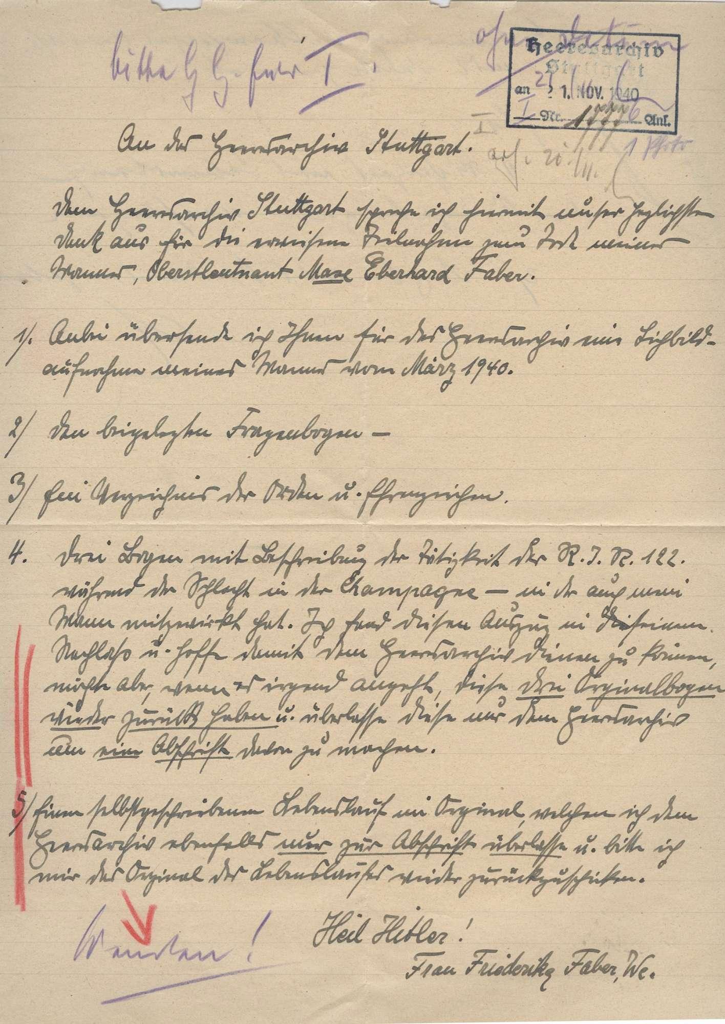Faber, Max Eberhard, Bild 3