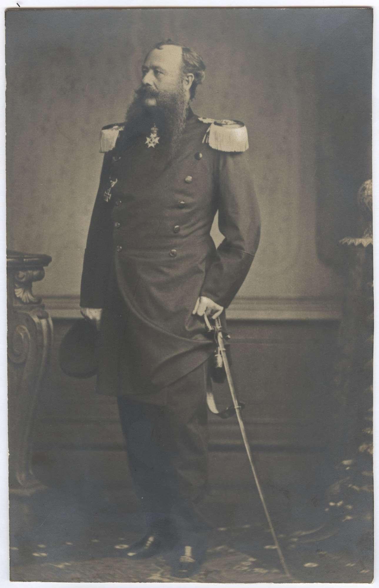 Faber du Faur, Wilhelm von, Bild 1