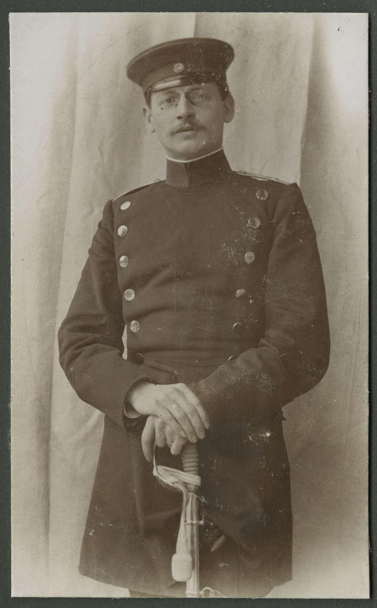 Flaischlen, Hugo, Bild 1
