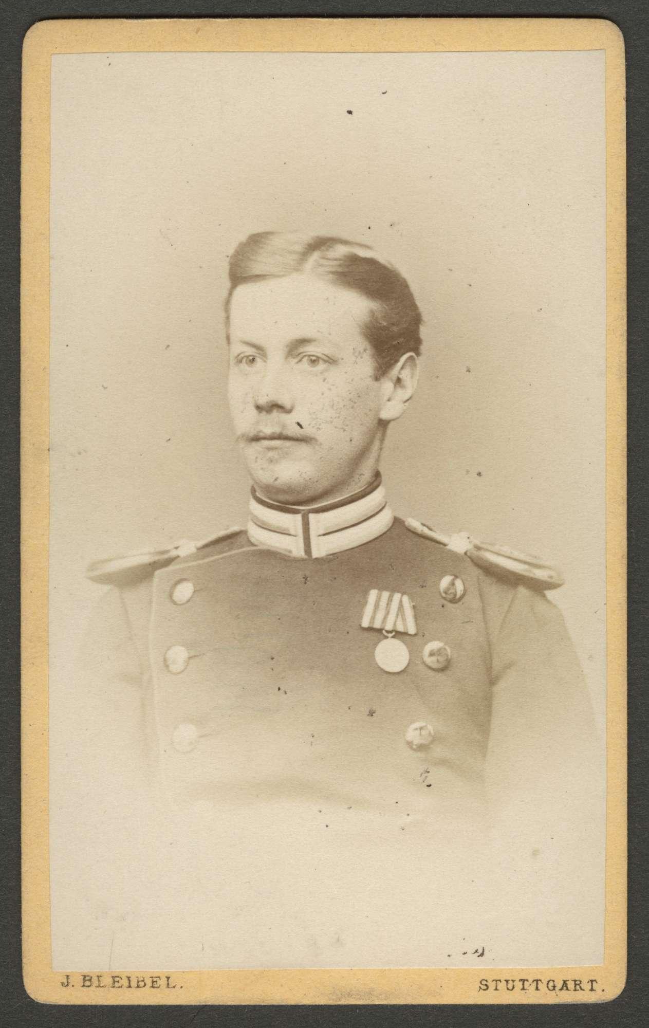 Gaupp, Karl, Bild 1