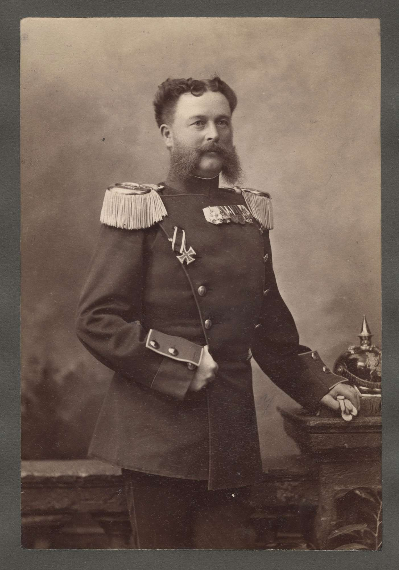 Goez, Oskar von, Bild 1