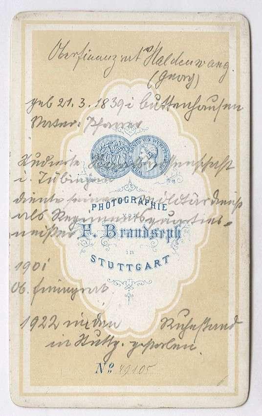 Haldenwang, Georg von, Bild 2