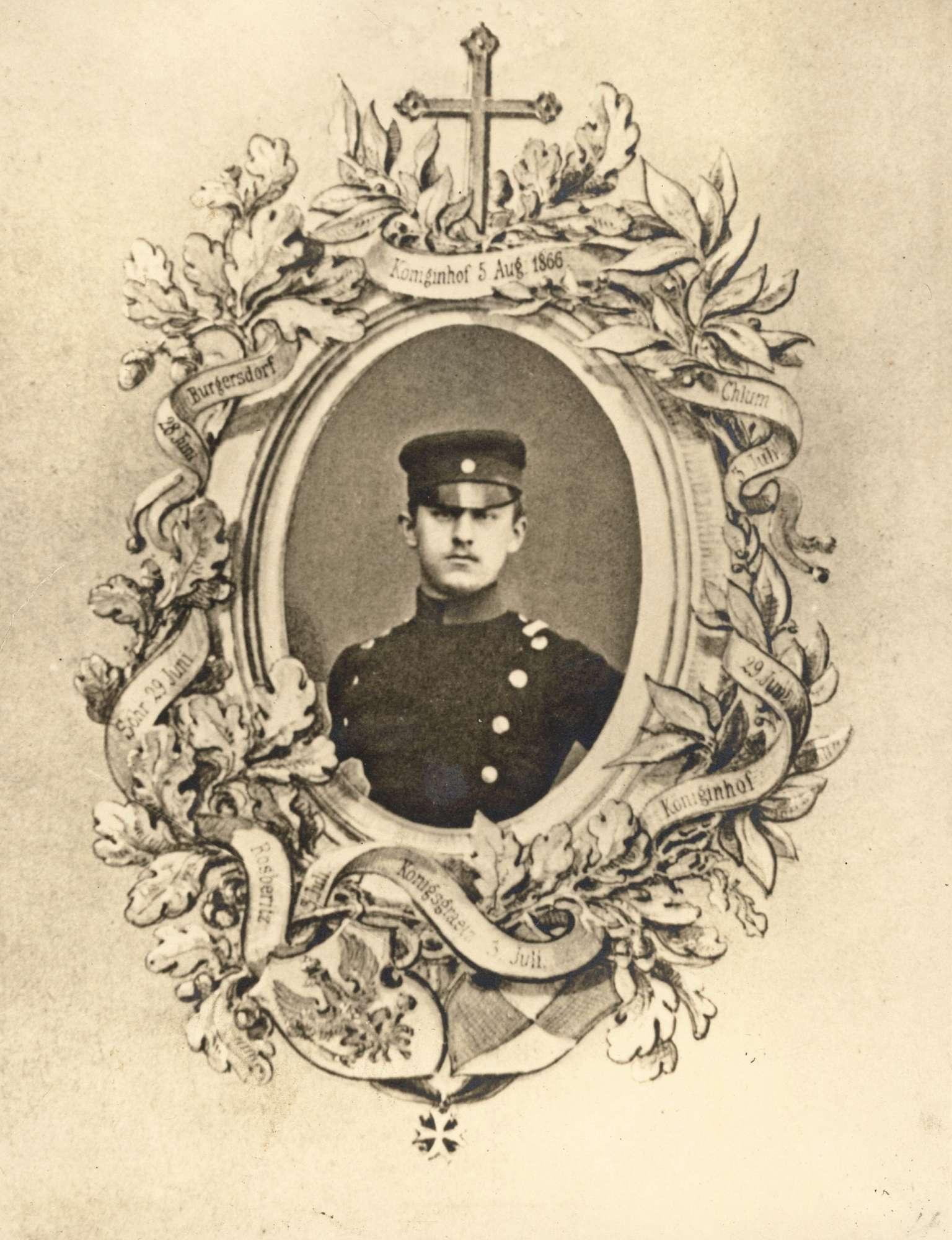 Hohenzollern, Anton, Prinz von, Bild 1
