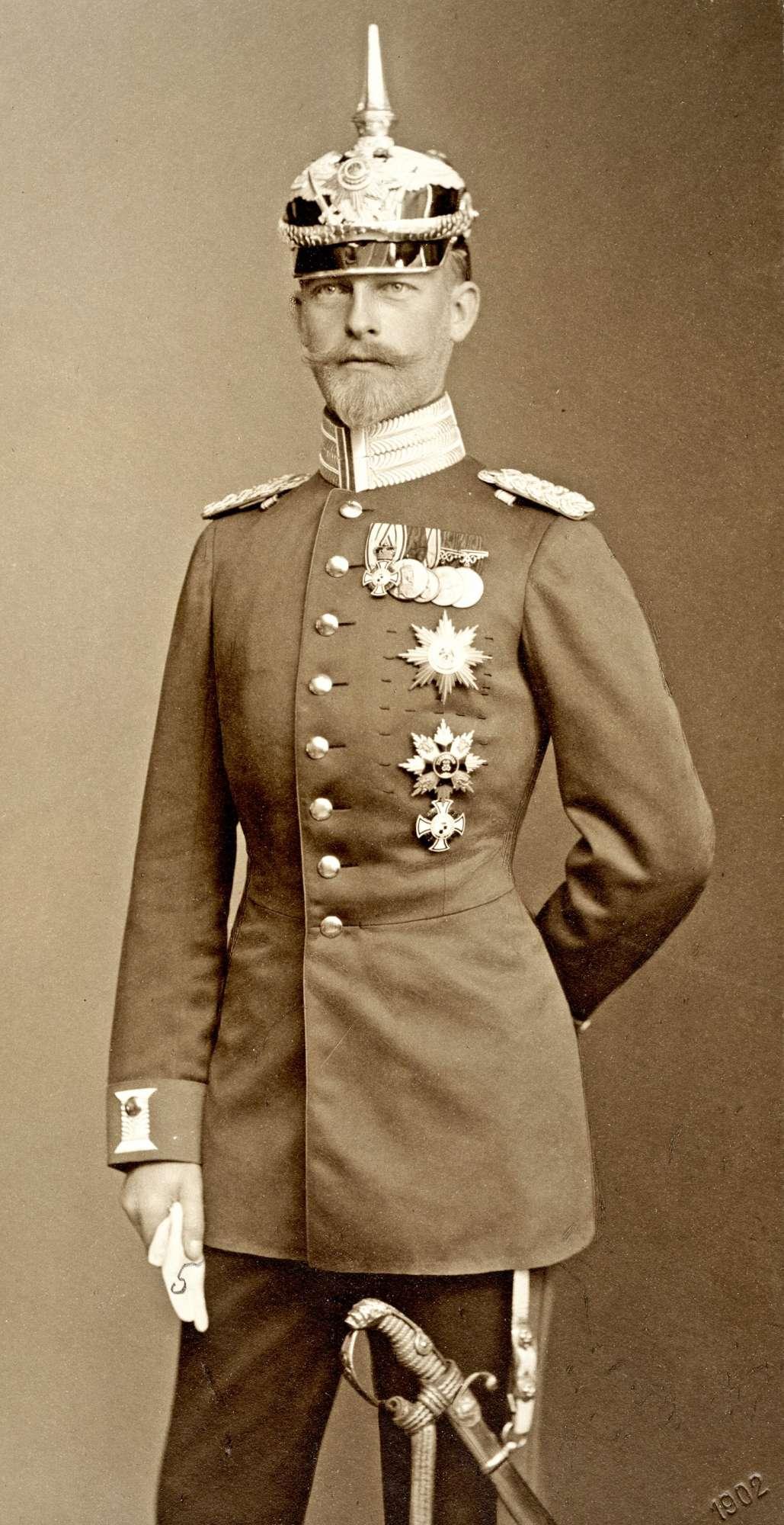 Hohenzollern, Leopold, Fürst von, Bild 1
