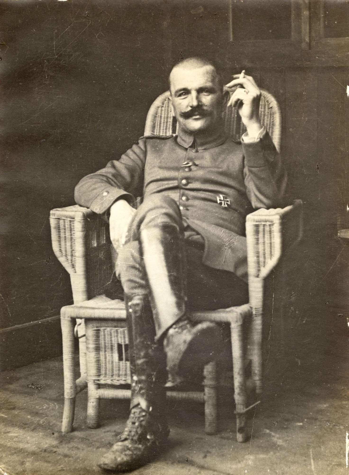 Holtz, Hermann vom, Freiherr, Bild 2