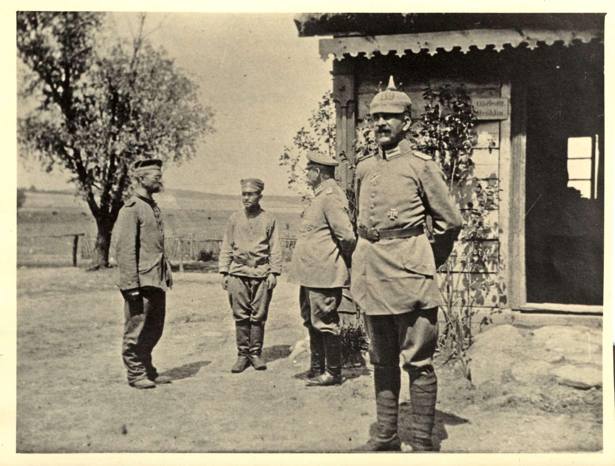 Hügel, Rudolf von, Freiherr, Bild 2