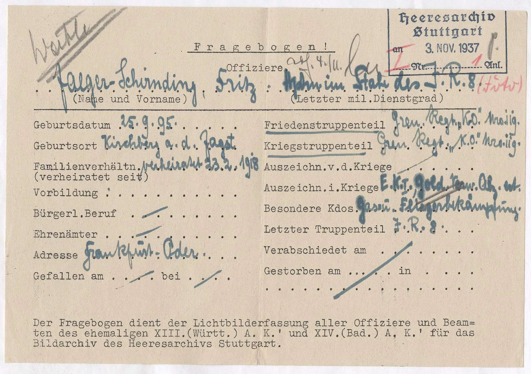 Jaeger-Schindig, Fritz, Bild 2