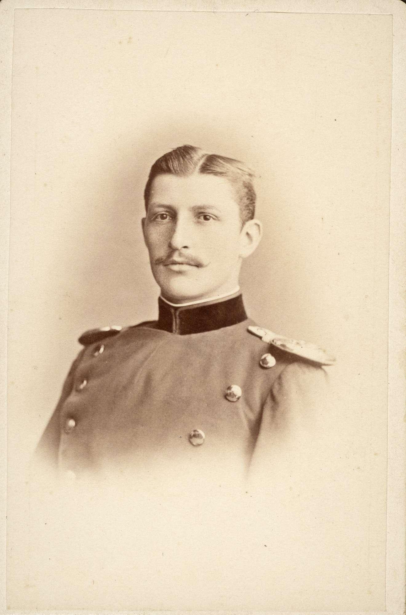 Kinzelbach, Karl von, Bild 1