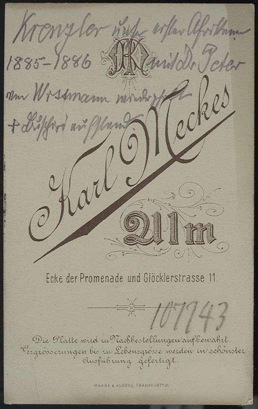 Krenzler, Eugen, Bild 2