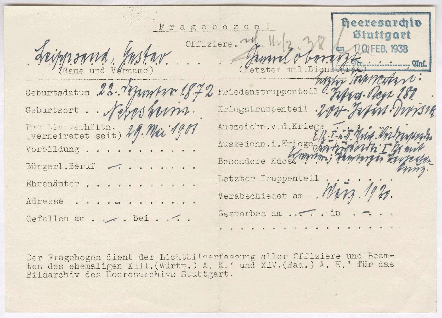 Leipprand, Gustav, Bild 2