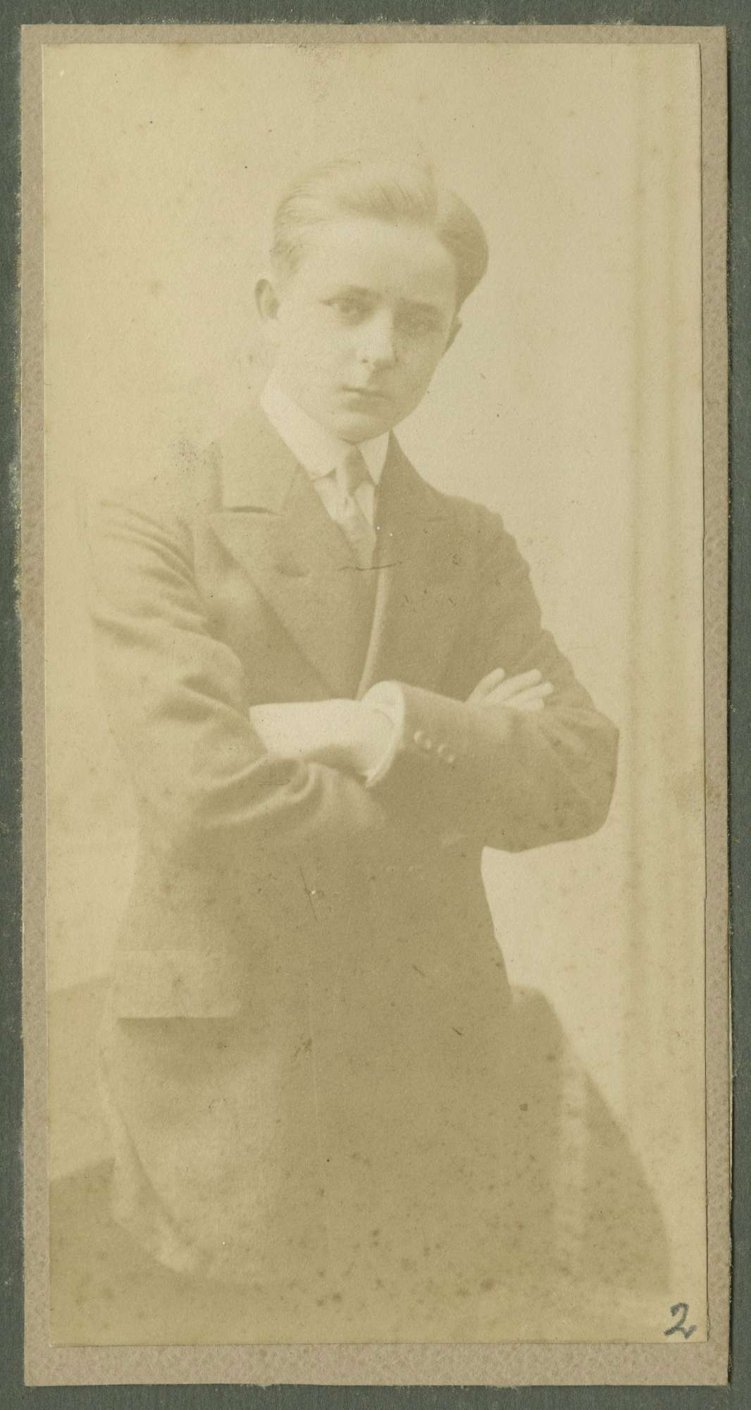 Mahl, Otto, Bild 1