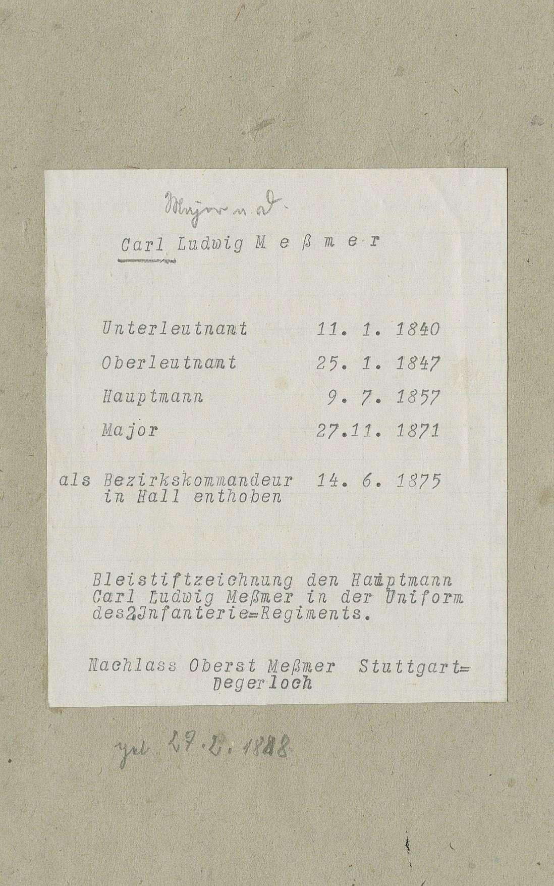 Meßmer, Carl Ludwig, Bild 2
