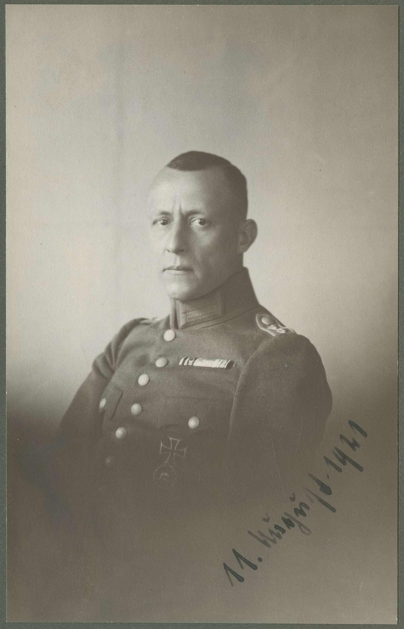 Molo, Alois von, Ritter, Bild 2