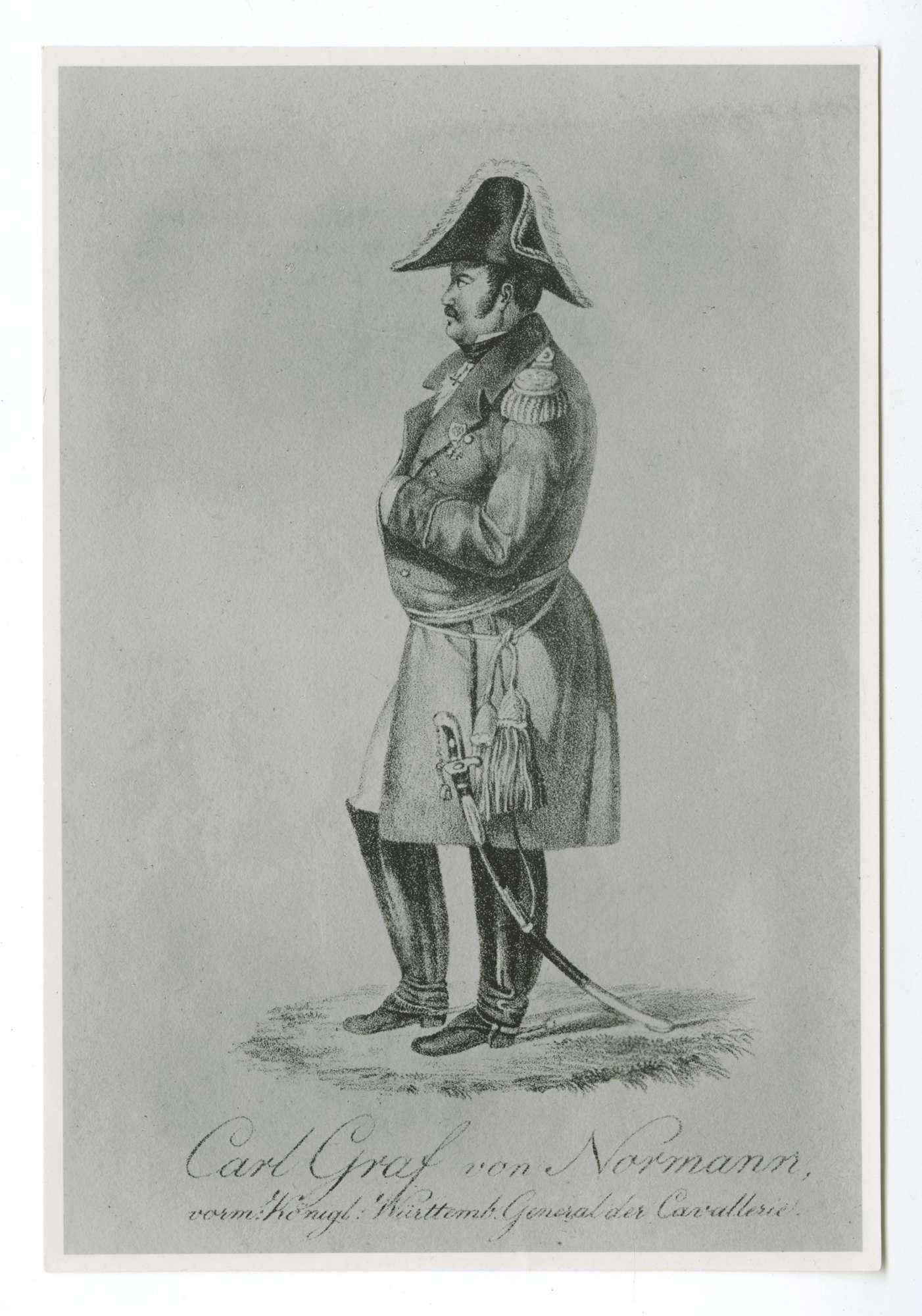 Normann-Ehrenfels, Carl von, Graf, Bild 3