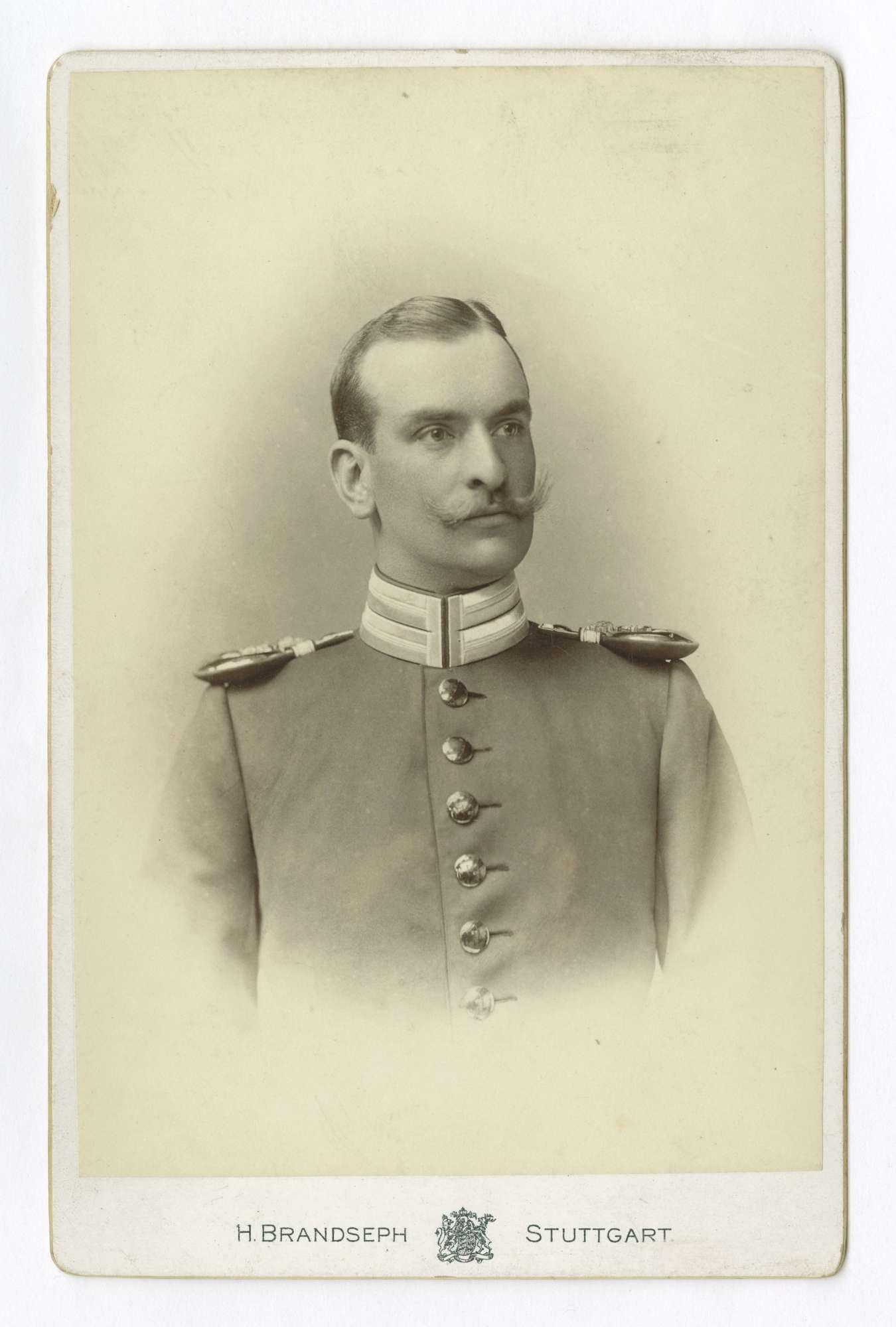 Osten, Max von der, Bild 1