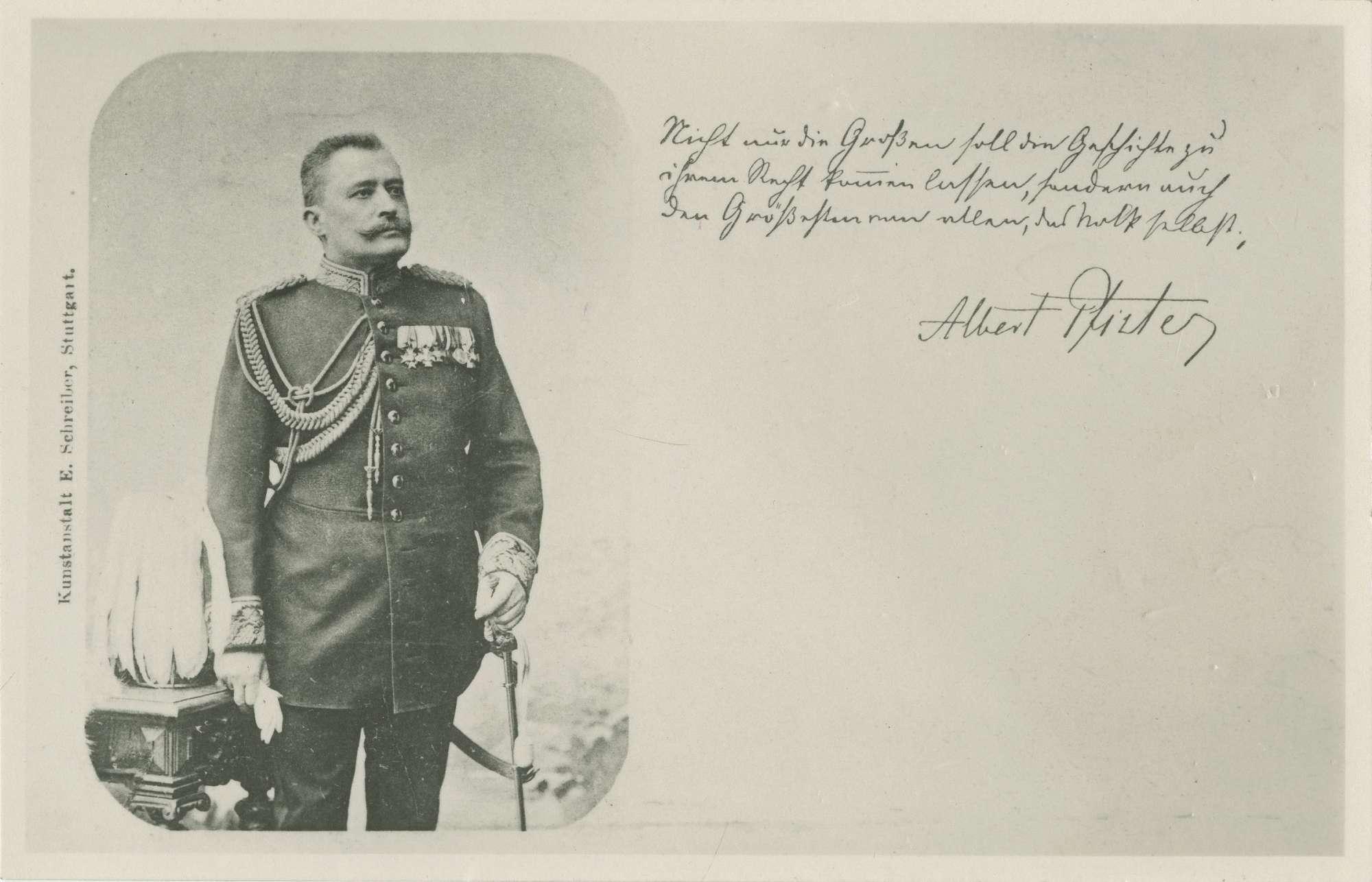 Pfister, Albert von, Dr., Bild 2