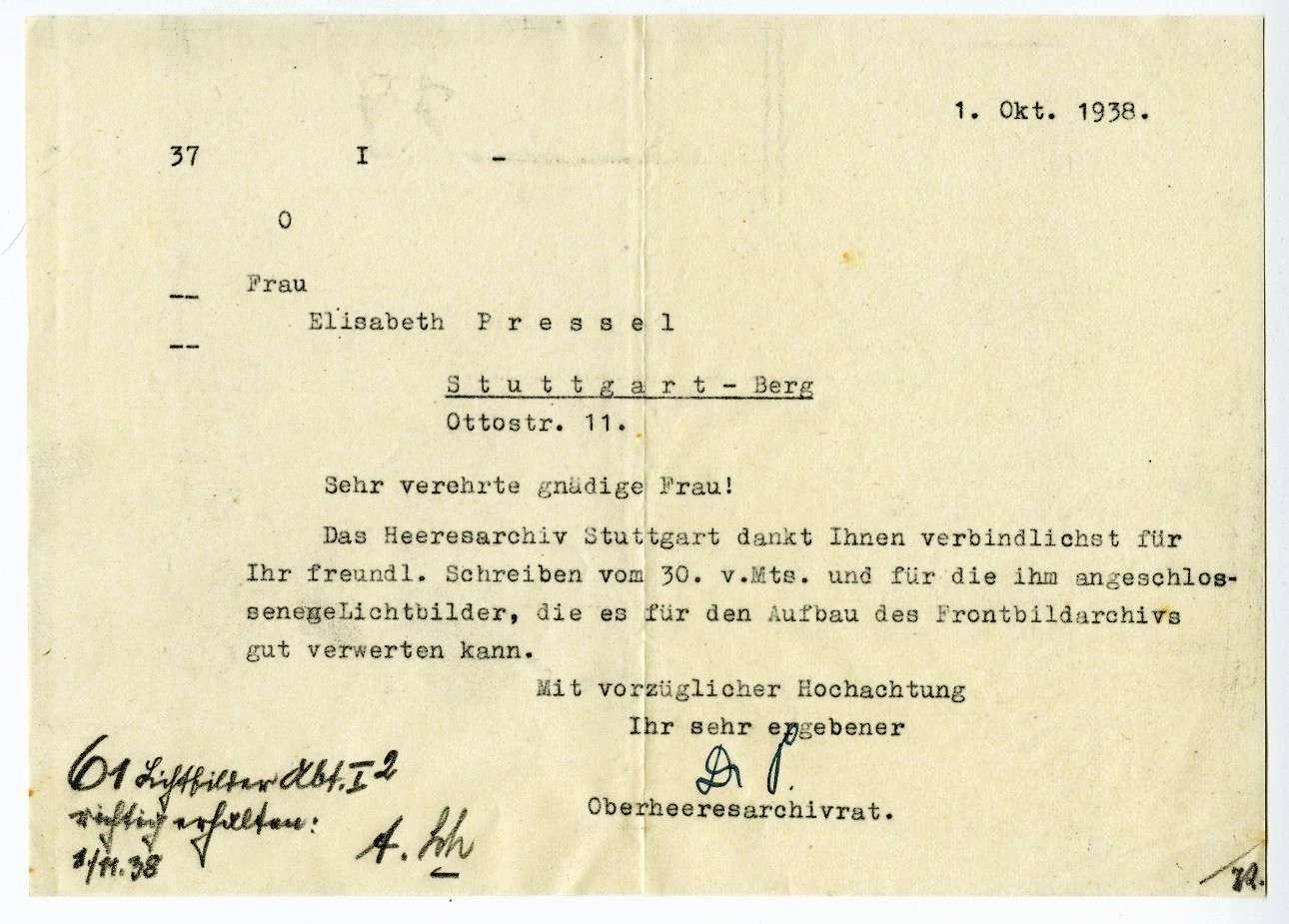 Pressel, Ernst, Dr.med., Bild 2