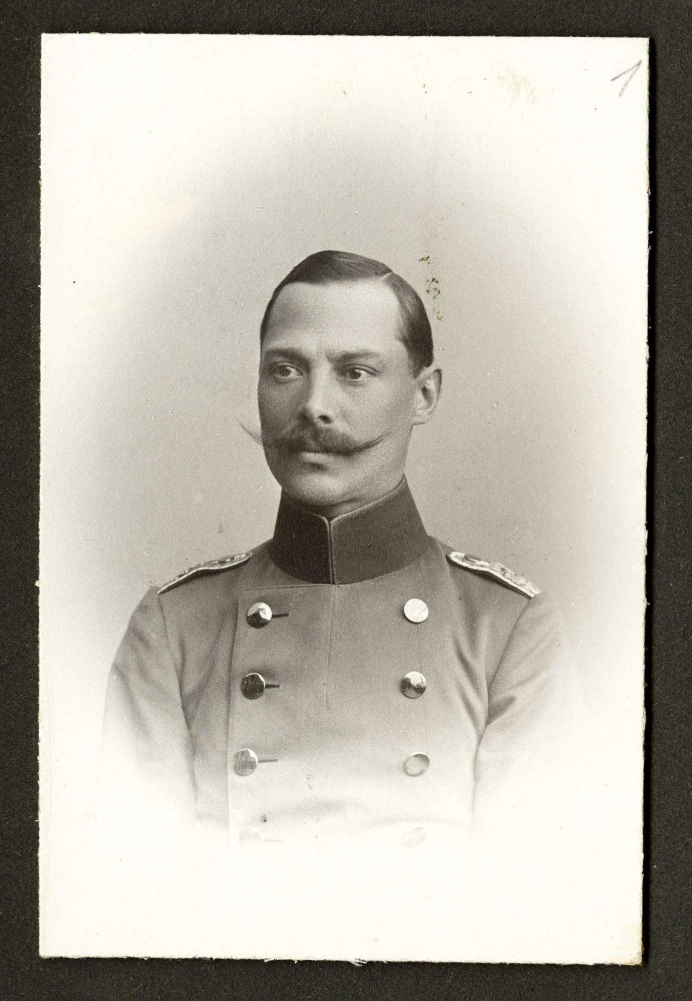 Raben, Friedrich von, Bild 1