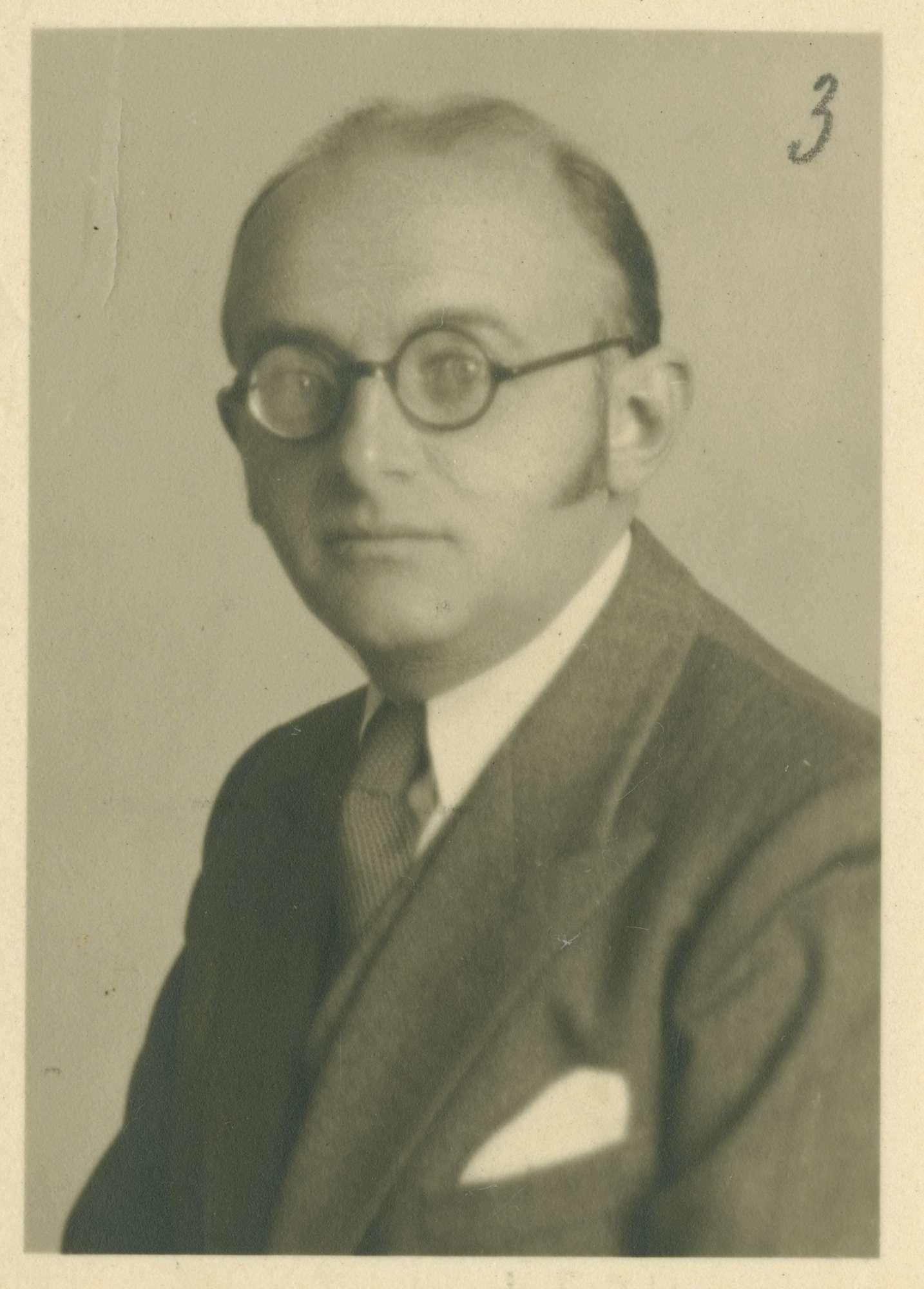 Rechberg, Otto Ernst von, Graf, Bild 1