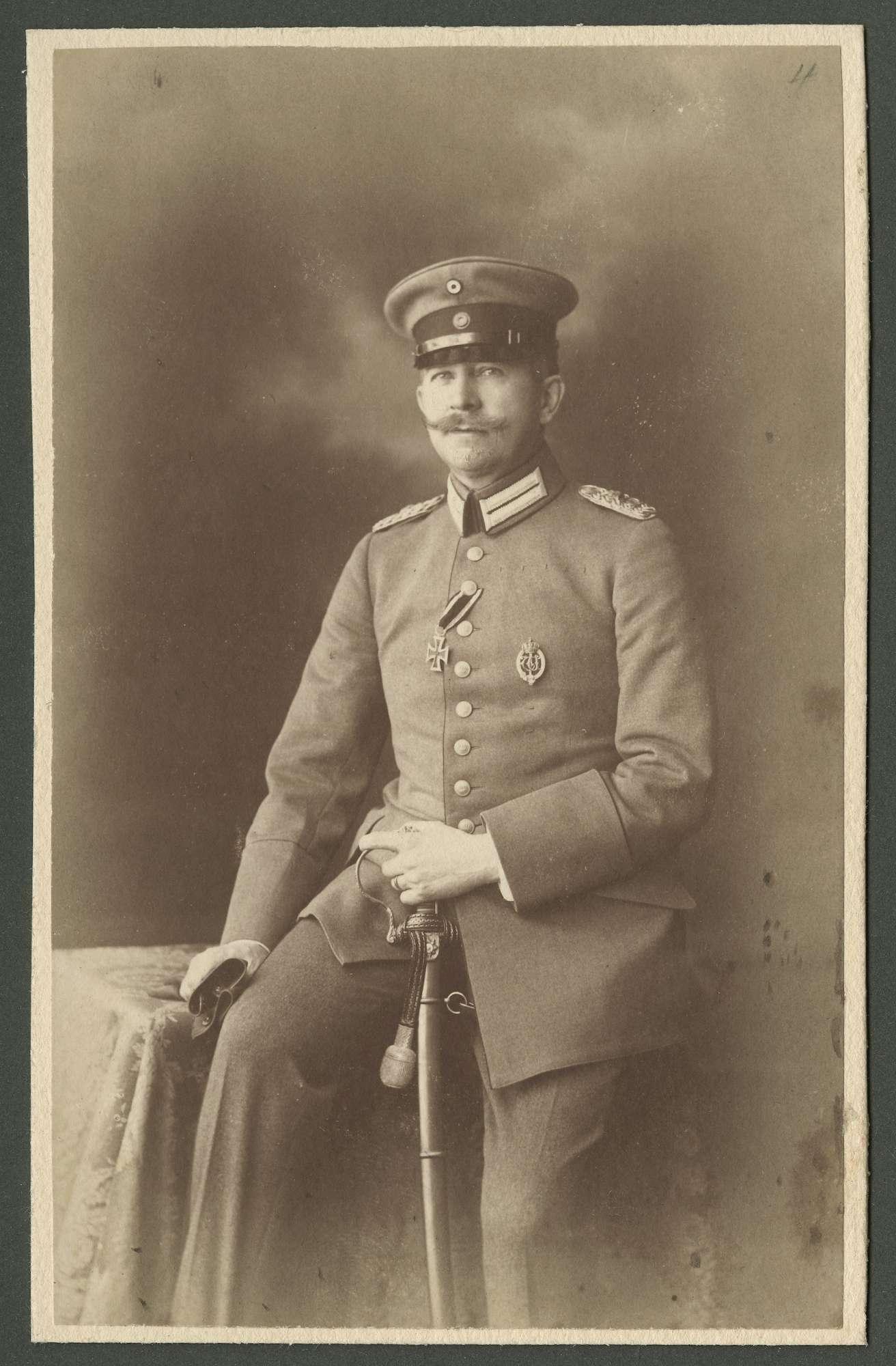 Reischach, August von, Graf, Bild 2