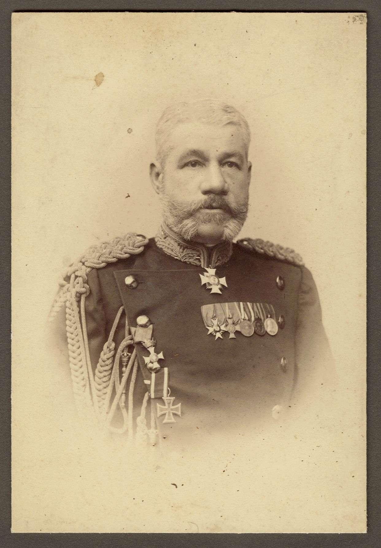 Seutter von Lötzen, Wilhelm, Bild 1
