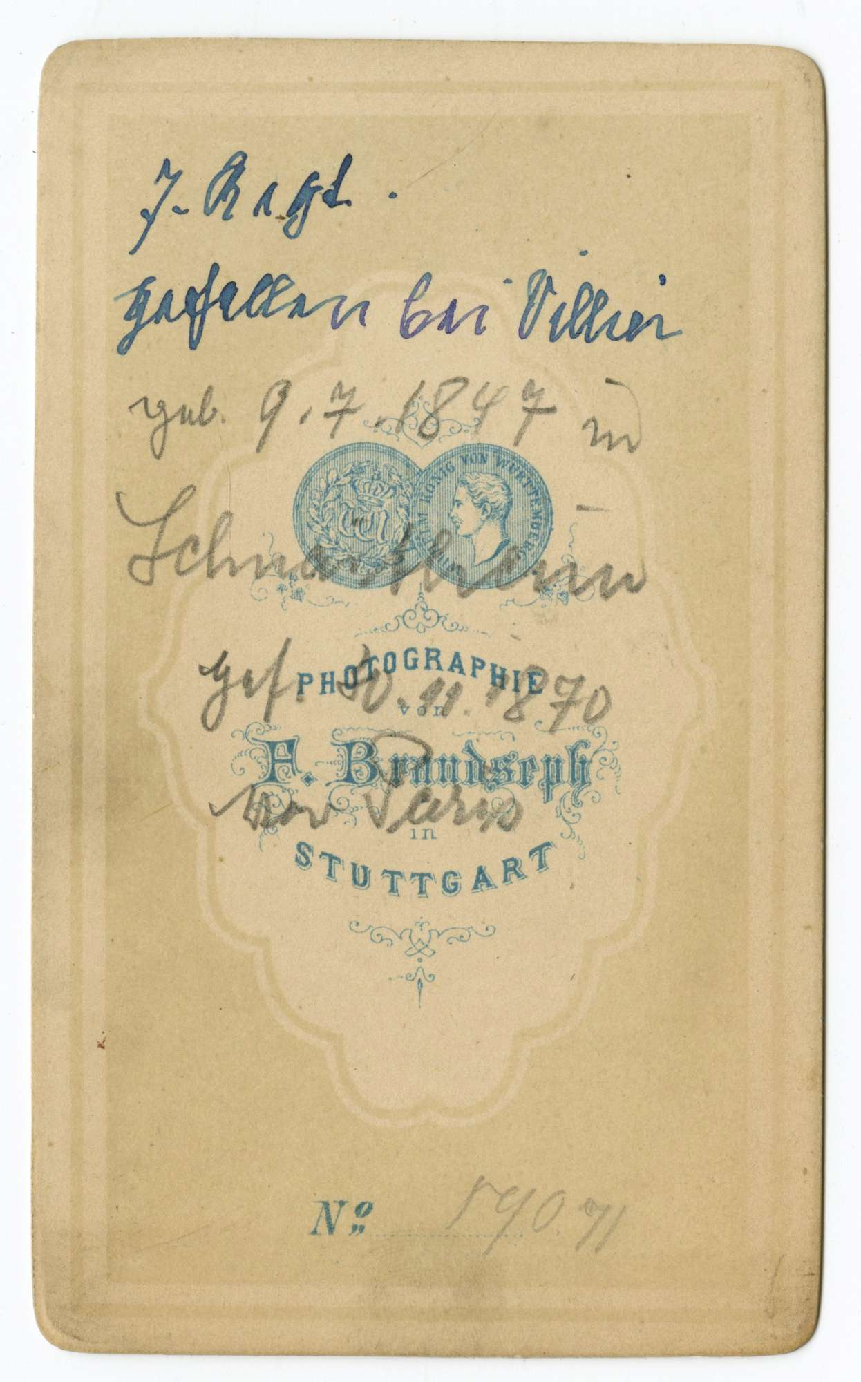 Seutter, Max von, Bild 2
