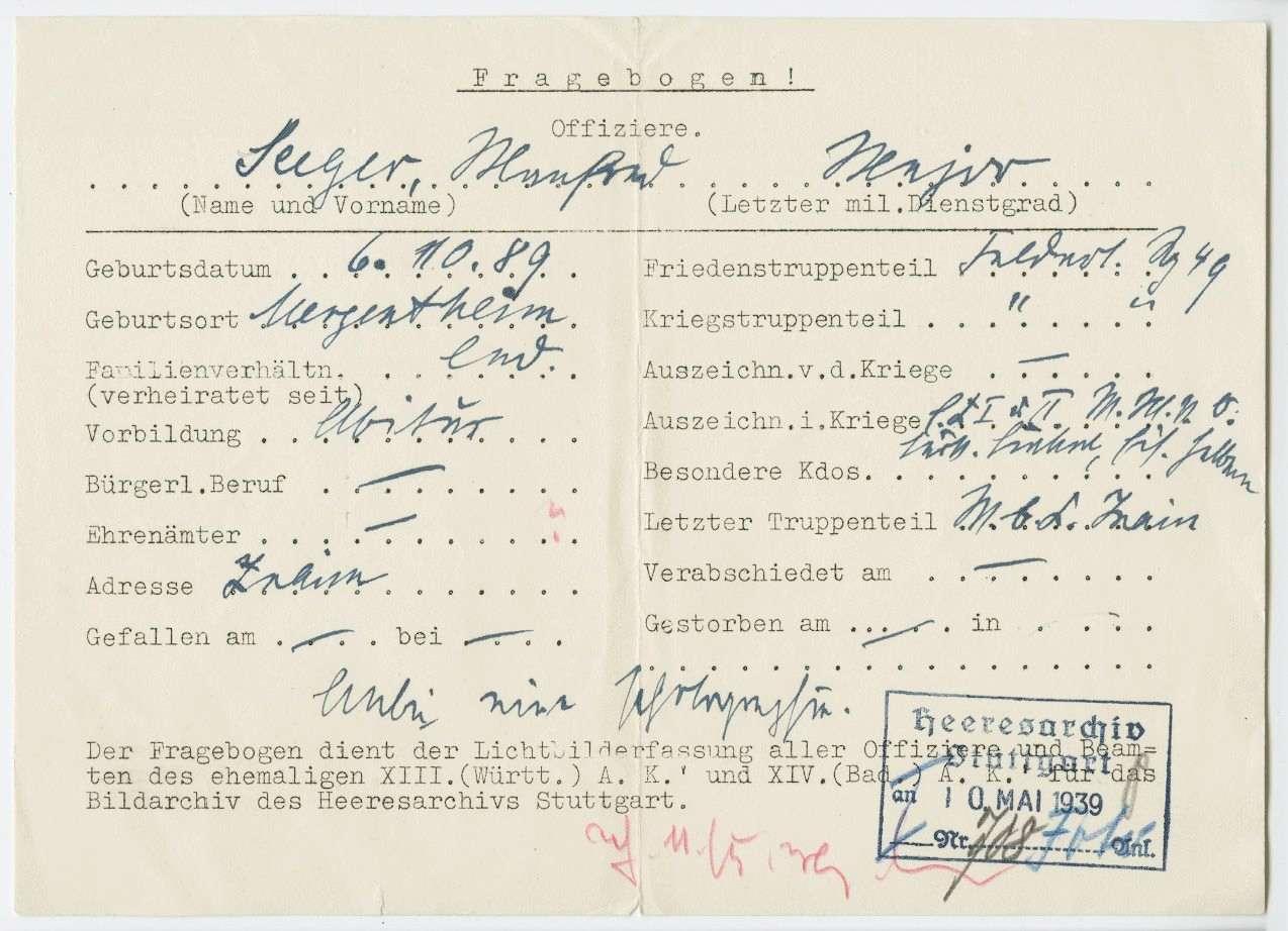 Seeger, Manfred, Bild 2