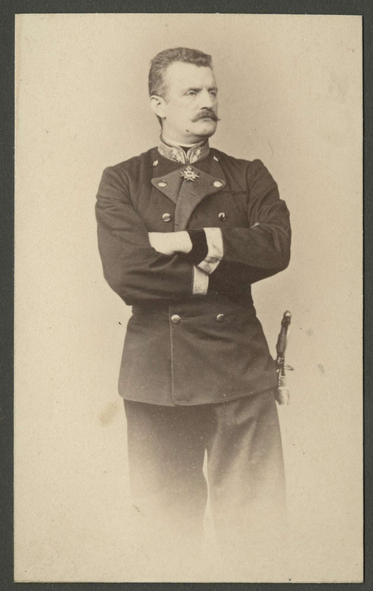 Suckow, Albert von, Bild 1