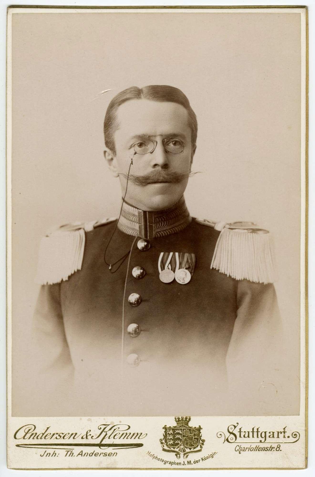Schäfer, Paul von, Bild 3