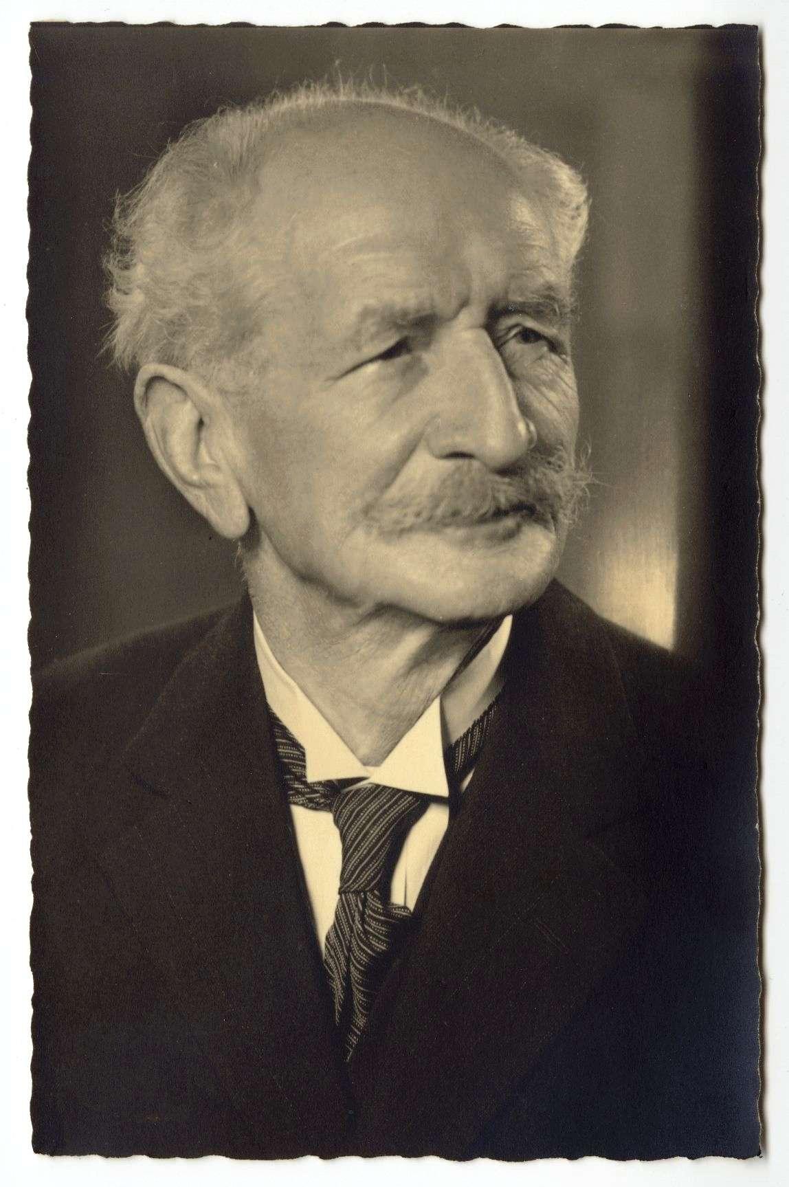 Schefold, Gustav Eduard, Bild 1
